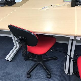 まだあります。オフィスデスク 勉強机 テーブル 1台1000えん!