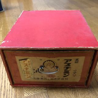 レトロ薬箱