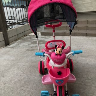 三輪車 ミニー