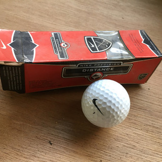 ナイキ ゴルフボール 未使用
