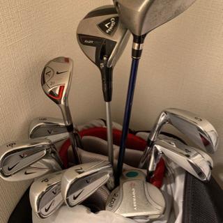 ゴルフ道具一式!美品です