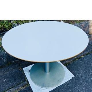 IKEA イケア 丸テーブル BILLSTA(旧) 天板 118cm