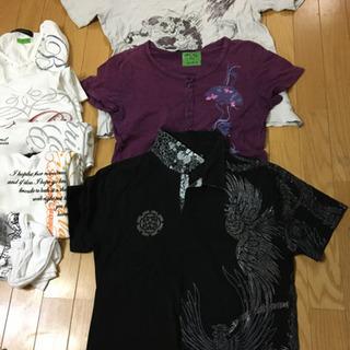 500→300円❣️鳳凰、龍、和柄、3枚セット