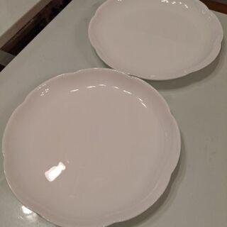 【新品未使用】お皿 2枚セット