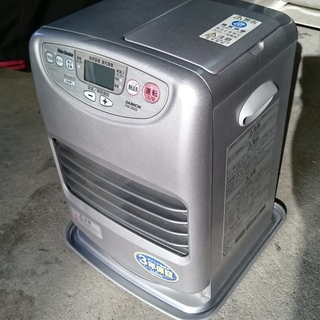 小部屋用 小型 ファンヒーター 10年製 DAINICHI ダイ...