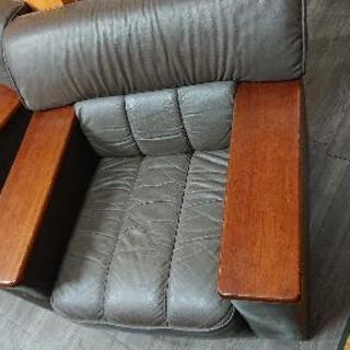 【値下げ】シングルソファー 一人掛け椅子