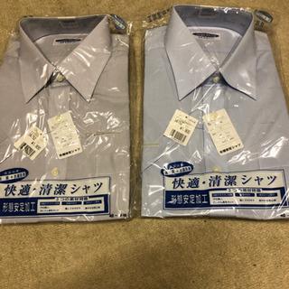 快適・清潔シャツ 形態安定加工