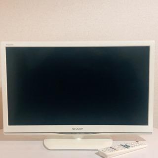 テレビ 24インチ SHARP
