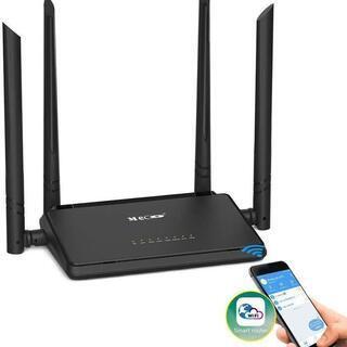 新品未使用 定価3599円 WiFi 無線LANルーター 300...