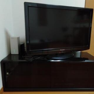 テレビ台 ブラック