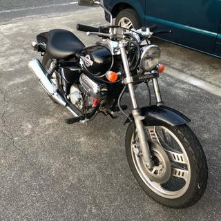 ホンダ マグナ50 バイク オートバイ 原付 50cc 実働 自...