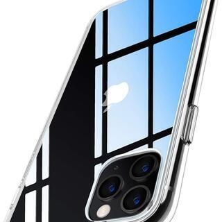 新品未使用  iphone 11 pro ケース クリア 耐衝撃...