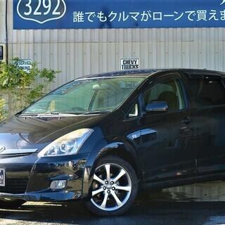 トヨタ ウィッシュ Z ブラック やっぱりかっこいい!ミツクニ自...