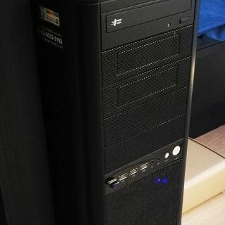 デスクトップ パソコン i7-4770 3.4GHz/16gb ...