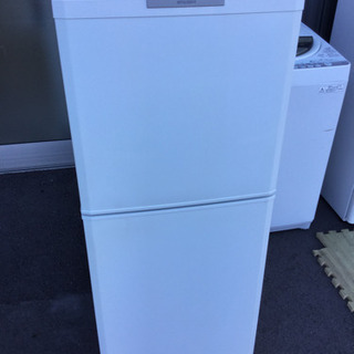 MITSUBISHI 136L 2ドア ノンフロン冷凍冷蔵庫 M...