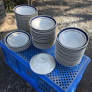 【50枚】STONEWARE・皿・未使用・長期保管品