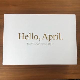 marichanbox 4月号 新品 スキンケア