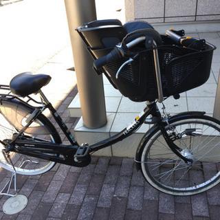 ふらっか〜ずスティーナ 三人用三段切り替え自転車