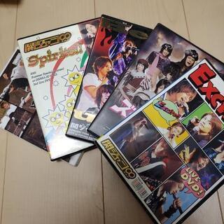関ジャニ∞ DVD 5枚 ドラマ ライブ