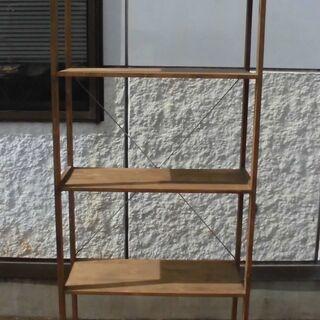 5段ラック 収納棚 68×30×170cm JM5173)【取り...