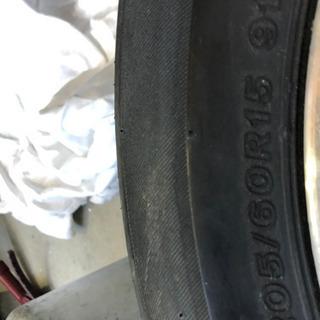 タイヤホイールセット R15