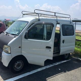 エヴリィバンDA62V マニュアル車