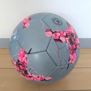 adidas アディダス サッカーボール シルバー AF5204BP