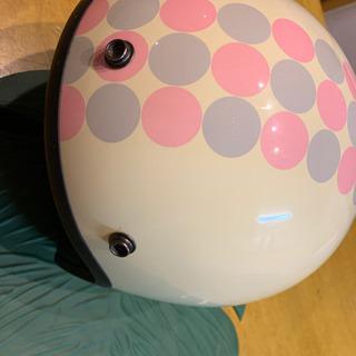女児ヘルメット