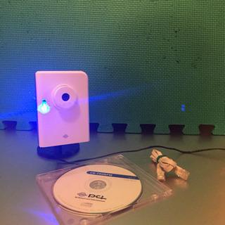 ネットワークカメラ PLANEX  CS-TX05FM