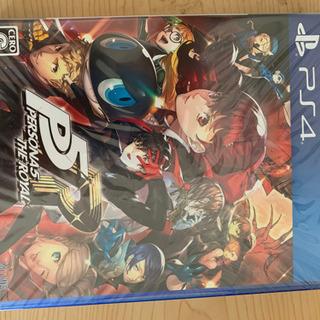 PS4  ペルソナ5 ザ・ロイヤル