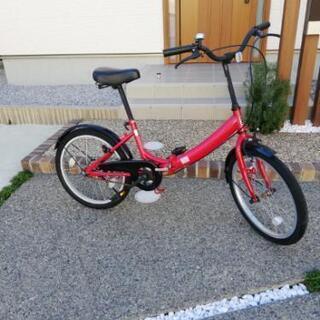 【イオンバイク】 カノーロ   中古 折りたたみ自転車 20型