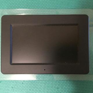 デジタルフォトフレーム 7型 + 2ギガ SDカードおまけ