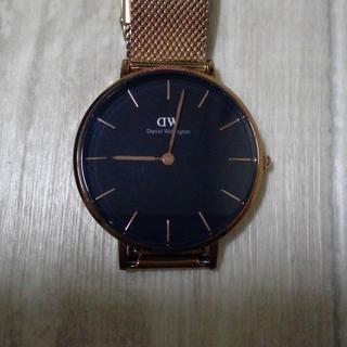 ダニエルウェリントンの腕時計 中古品