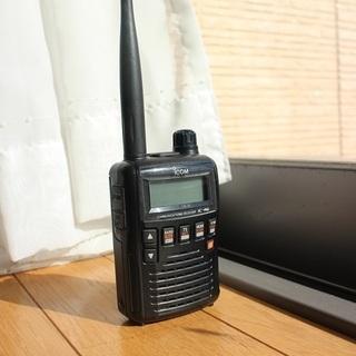 アイコム広帯域レシーバー「IC-R6」