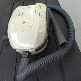 99年製 無印パック式掃除機 稼働品