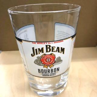 ジムビーム タンブラーグラス475ml  ほぼ未使用品