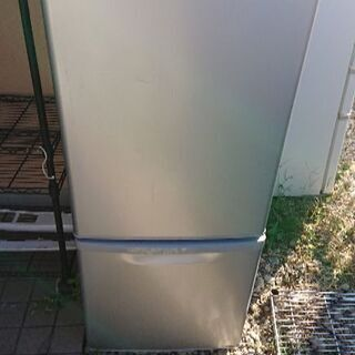 Panasonic 冷凍冷蔵庫 138L 2015年製