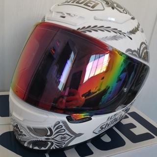 SHOEI ヘルメット S Z-7 DUCHESS(WHITE/...