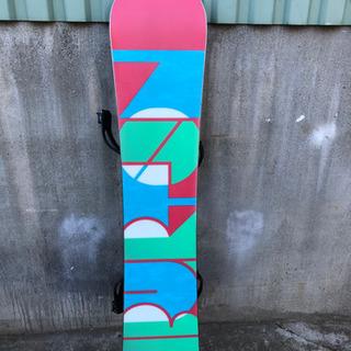 【受付終了】Burton crush51 スノーボード!