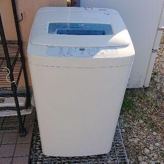 ハイアール 全自動洗濯機 4.2kg 14年製