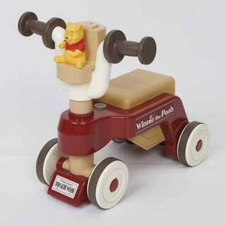 コンビカー(足蹴り車、手押し車(の乗れるタイプ)乗用玩具)