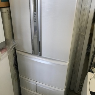 東芝  6ドア冷蔵庫  GR-D43F(WS) [シェルホワイト