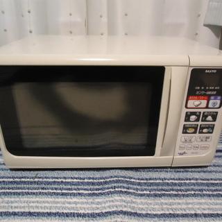 SANYO サンヨー電子 レンジ EM-A10 2001年製