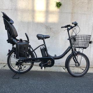PayPay可 ヤマハ 電動自転車 パスバビー 子供乗せ