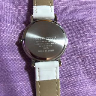 キティーちゃんの腕時計