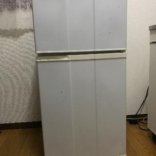 あげます 直冷式冷凍冷蔵庫 98L ハイアール Haier JR...