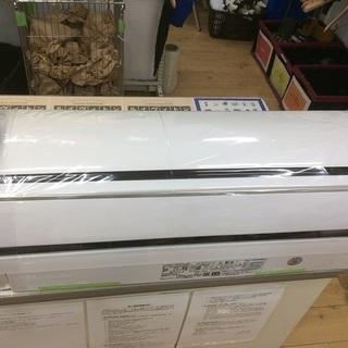 冷暖房完備!HITACHIのルームエアコンです!