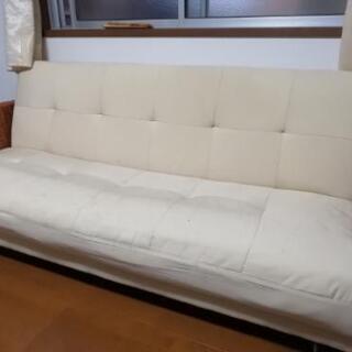 3人掛ソファーベッド