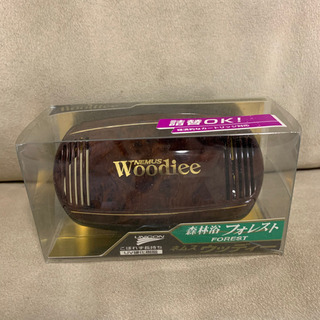 新品 車内 芳香剤 消臭剤 森林浴 木の香り 車 室内 ウッディ...
