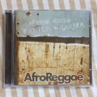 AfroReggae CD